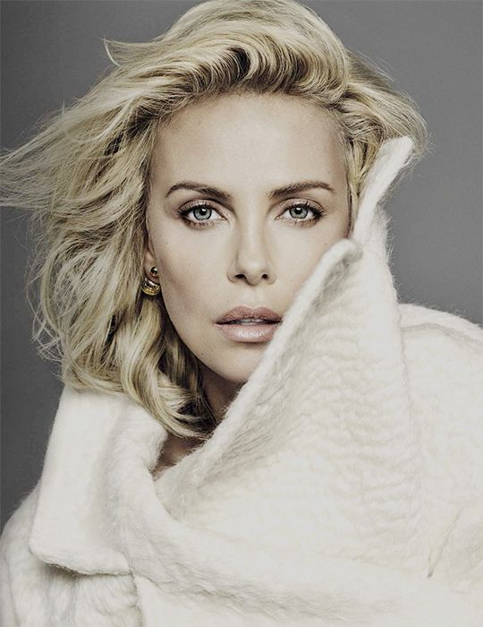 Charlize Theron Daily