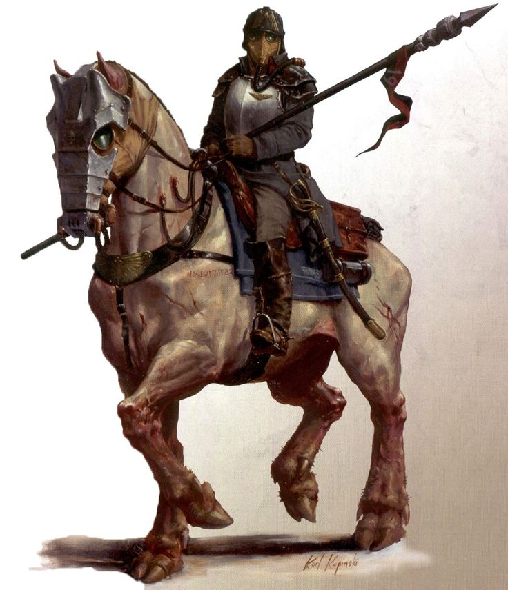 "the-pale-horseman: "" The Death Korps of Krieg """