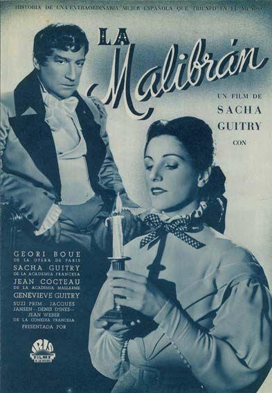 La Malibrán (1944) de Sacha Guitry - tt0170210