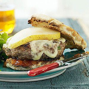 Winter White Burger
