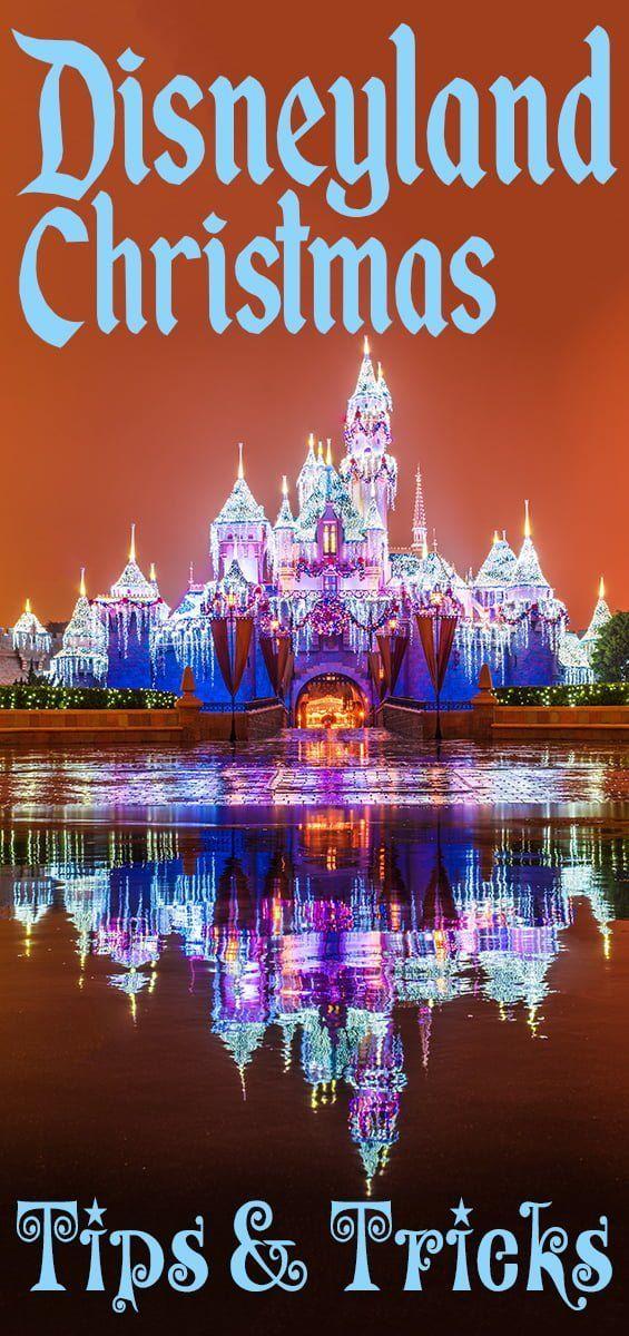 Ultimate 2019 Disneyland Weihnachtsführer