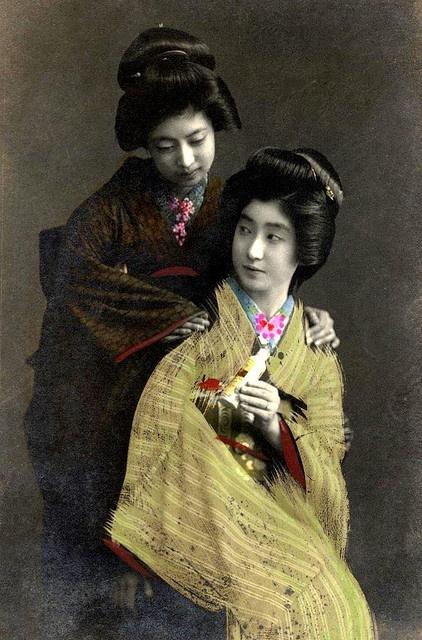 japan: Gardens Design Ideas, Vintage Japan, Japan Photoshop, Geishas Japan, Okinawa Soba, Japantravel Guide, Japan Travel Tips, Old Photographers, Art Vintage Photo
