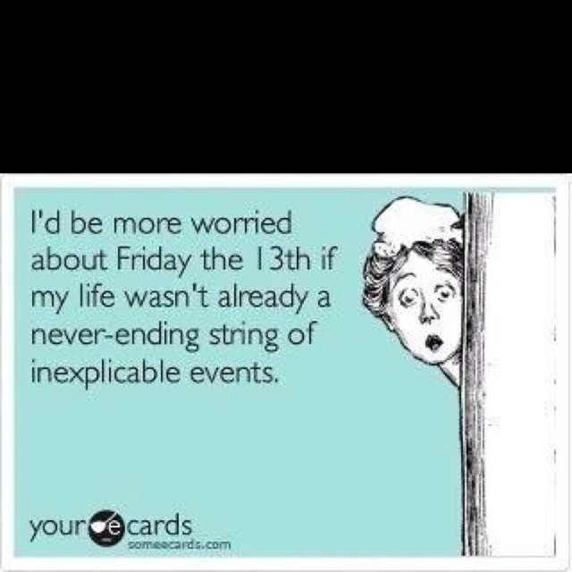 43 best Friday 13th images on Pinterest | Ha ha, Hilarious ...