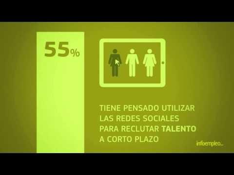 I Informe Infoempleo-Adecco sobre Redes Sociales y Mercado de Trabajo en España - YouTube