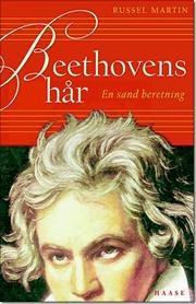 Beethovens hår af Russell Martin, ISBN 9788755911833