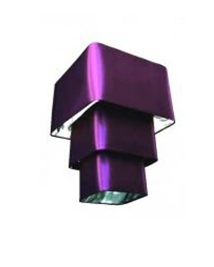 Lampa wisząca - Light Prestige - Snail fioletowy