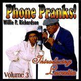 Phone Pranks, Vol. 3 [CD]
