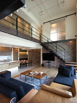 Lai Residence - contemporary - living room - other metro - PMK+designers
