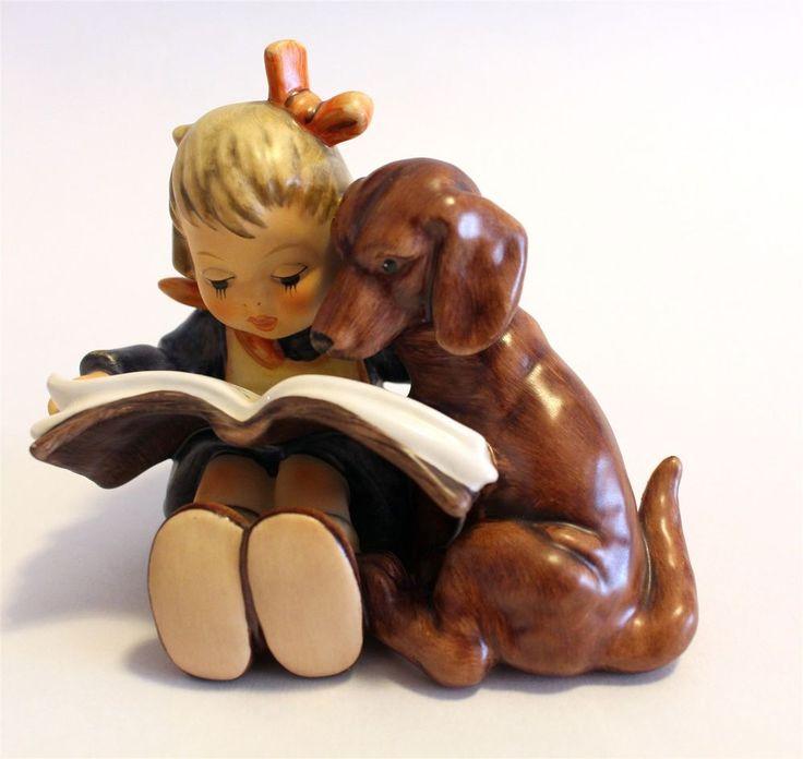 """Hummel Figurine #800 """"Proud Moments"""" Ladybug Edition TMK-8 Size 3 5/8"""" in Box #HummelGoebel"""