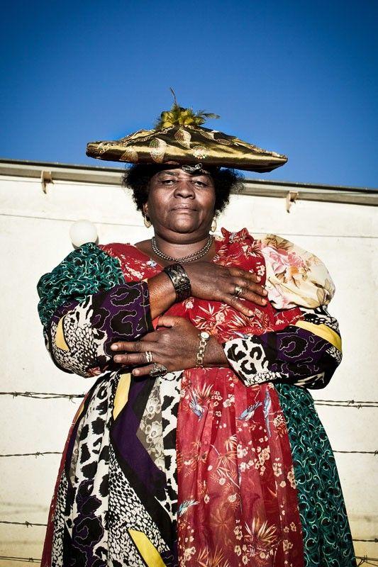 Herero Women in Namibia. Photo by Meeri Koutaniemi