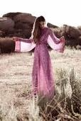 Moving on to the winter mate collection which I adore massively however I would have to take a bank loan out to buy these amazing ItemsNicole absolutely nails the bohemian style with bright vivid colours and hippy repeated patterns. This dress is truly to die for!