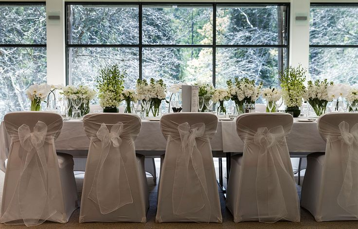 Elegant and stylish -the Panorama Reception room at CountryPlace