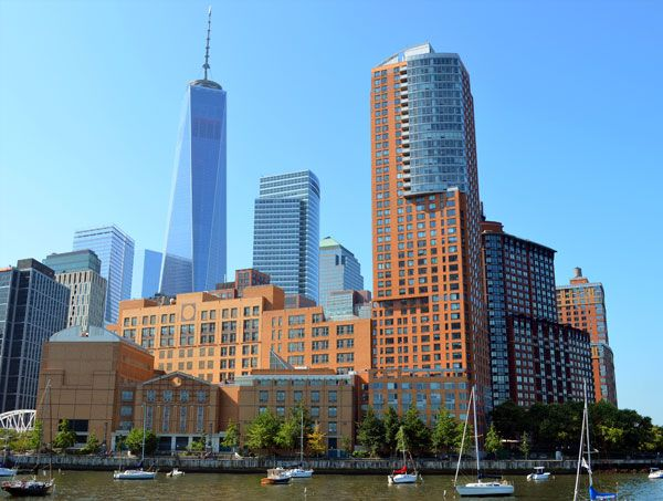 Pier 25 In Tribeca | The Baby Bump Diaries