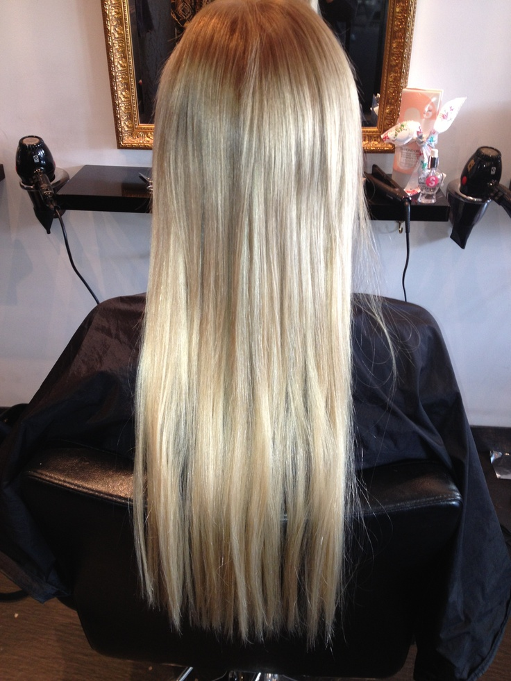 After extensions!truly amazing x