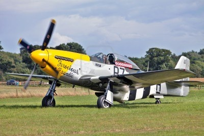 P51 Mustang, Ferocious Frankie,