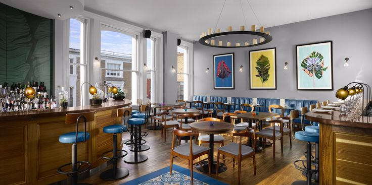 Gin Enthusiasts Will Be Flocking to This New London Hotel
