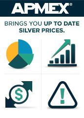 silver spot price alert