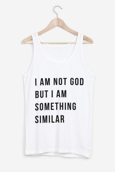 Not God