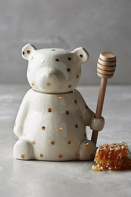 Dottie Honey Pot - anthropologie.com