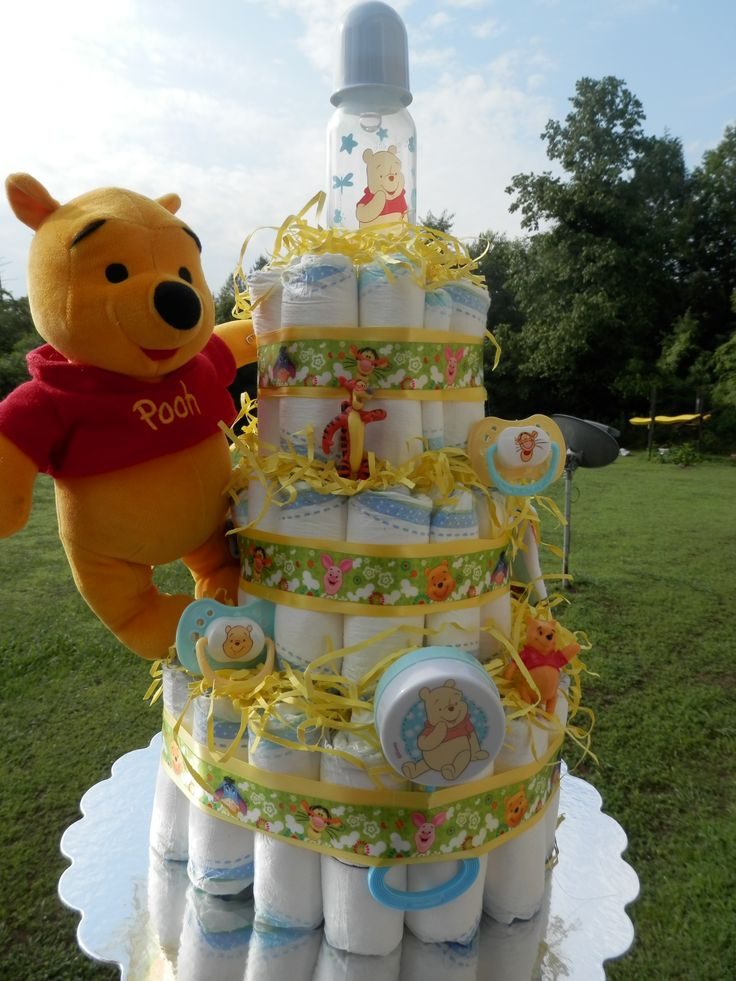about winnie the pooh on pinterest themed baby showers baby shower