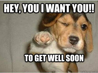 get well soon funny - Google Search