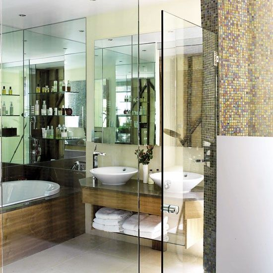 1000 Images About Ensuite On Pinterest Vanity Units Double Sinks And Vani