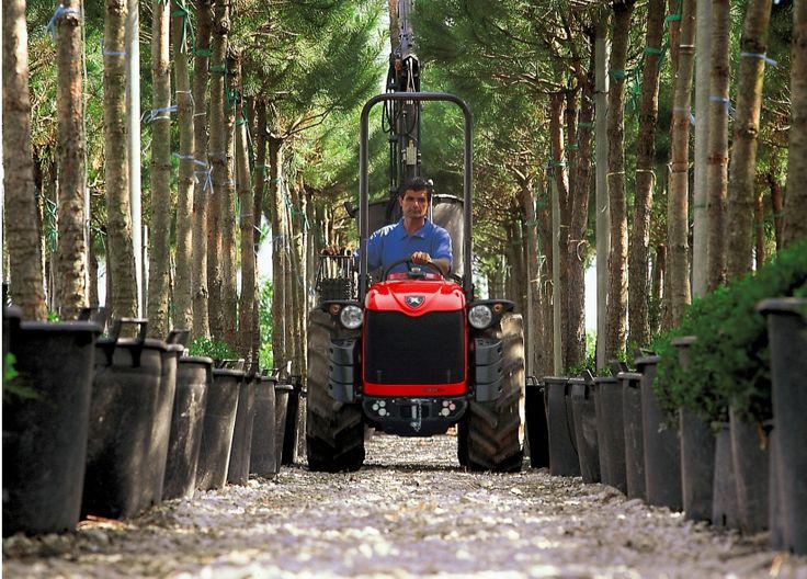 Antonio Carraro Erdészeti traktorok