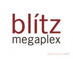 Blitz Megaplex #ayopromosi #gratis http://www.ayopromosi.com/