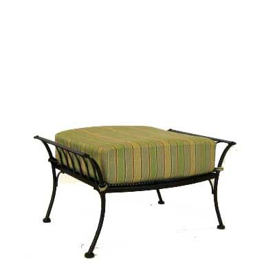 Sunnyland Patio Furniture   Monterra Cushion Ottoman By OW Lee   Dallas  Fort Worthu0027s Outdoor Casual