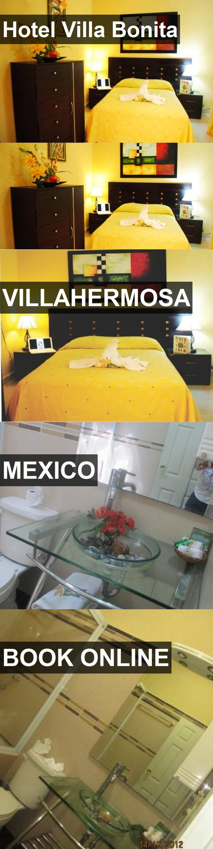 Hotel Villa Bonita in Villahermosa, Mexico. For more information, photos, reviews and best prices please follow the link. #Mexico #Villahermosa #travel #vacation #hotel