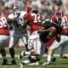 Alabama's A-Day has aired live on one of the ESPN networks in five of the past six years.
