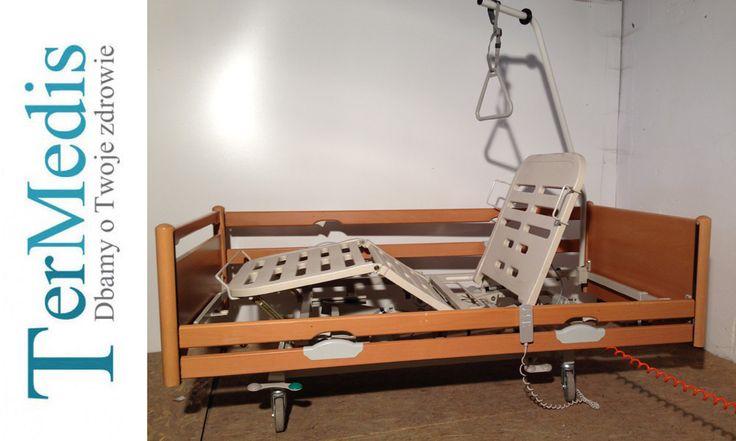 Łóżko rehabilitacyjne, el. 3-funkcyjne   TerMedis