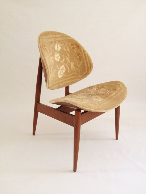 Kodawood Clam Shell Chair Mid Century Chairs Chaises