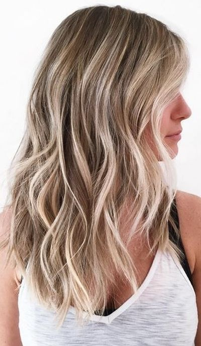Best 25 highlights for blonde hair ideas on pinterest blond 55 hair color blonde balayage and brown for fall winter and summer pmusecretfo Image collections