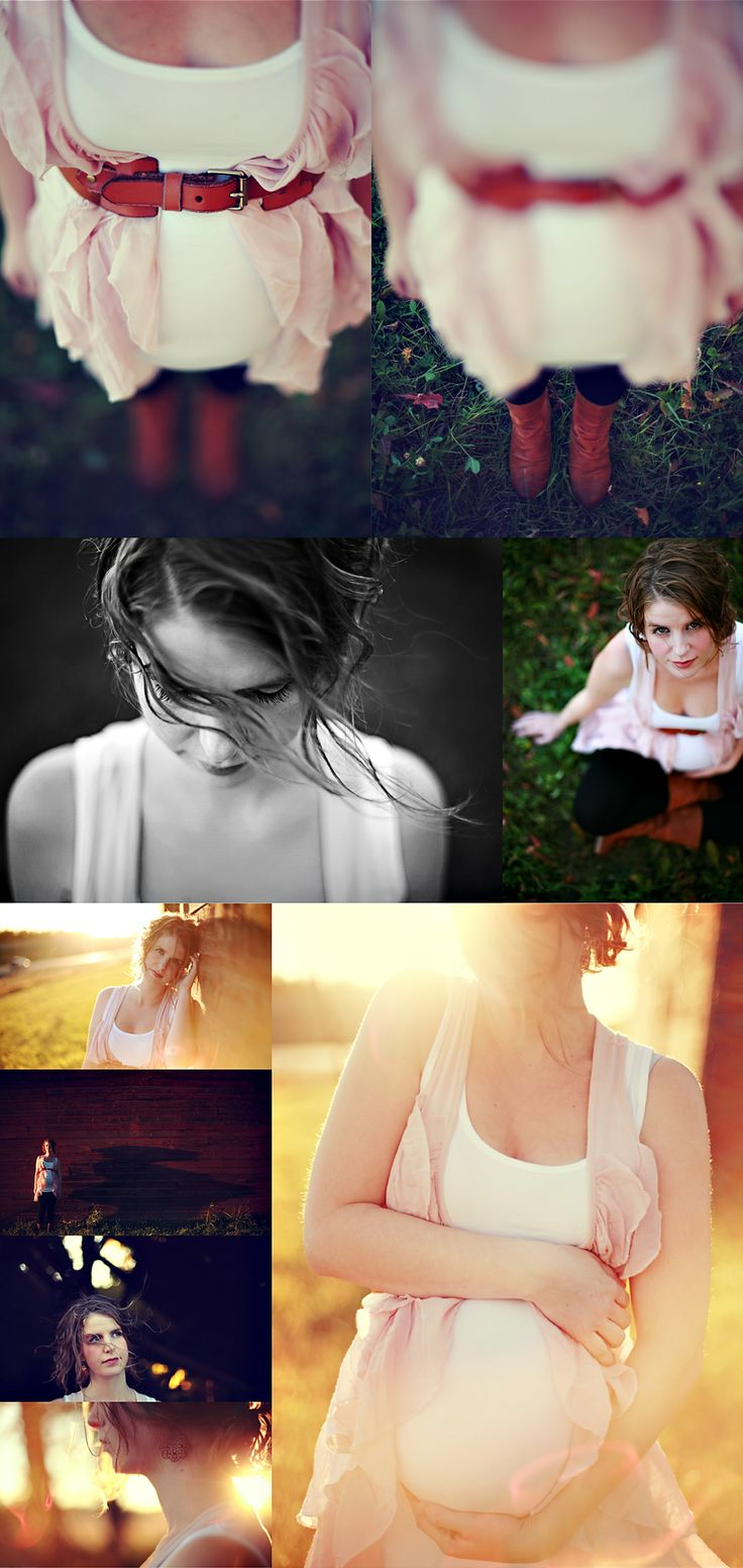 Recently was shown images by pink sugar photography.  love it!  love that glowy light with a perfect belly.