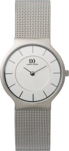 Danish-Design-Damen-Armbanduhr-IV62Q732-Analog-Quarz-Edelstahl-IV62Q732
