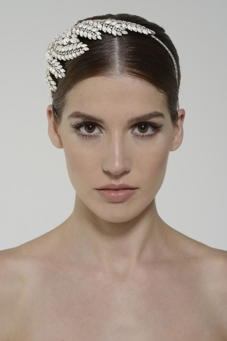 Trendy bridal headpiece - Fashion Trends Outfit Ideas What To Wear Fashion News And Runway Looks