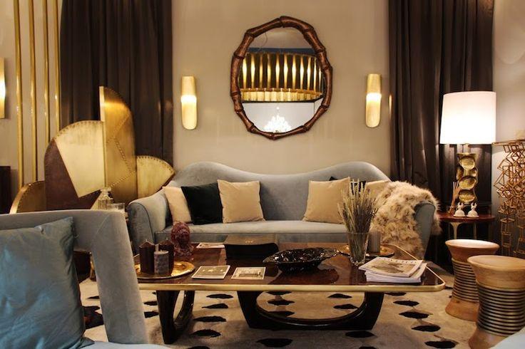 Living Room Inspirations #luxuryinterior #interiordesignideas #luxuryhomesinlosangeles @brabbu