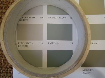 Elephant S Breath By Farrow And Ball Murs En Couleur