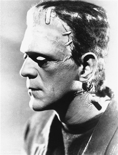 frankenstein man playing god Like the creations of synthetic biology, victor frankenstein's creature was a prime example of a 'monster' in this particular sense 3 whenever culturally sanctioned boundaries are breached by such 'monsters', researchers are quickly accused of playing god or of treading in frankenstein's footsteps indeed, in recent times these .