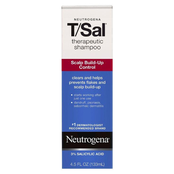 Neutrogena T/Gel Therapeutic Shampoo Scalp Build-Up Control - 4.5 Oz
