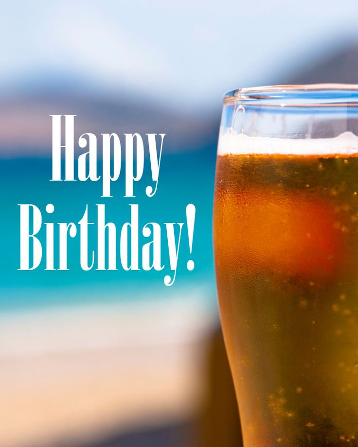 beer happy birthdays - Google Search