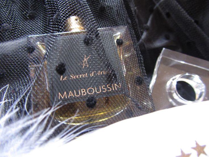 Concours Instagram à gagner L'Eau de Parfum Le Secret d'Arielle (valeur 69 euros) Mauboussin Parfums . Pour multiplier vos chances, le concours se passe aussi sur le blog et ma page Facebook. 😍😘