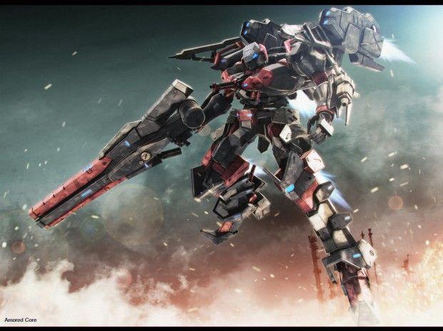 www.pointnet.com.hk - 做Wallapaer 一流!!! 插畫家HΣИRY 高達+ Armor Core 作品87連發!!