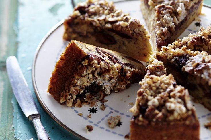 Ciasto ziemniaczane ze śliwkami