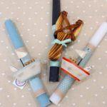 Λαμπάδες πασχαλινές για αγόρι 2018 4 - PL039 #handmade #gifts #easter #happyrooms