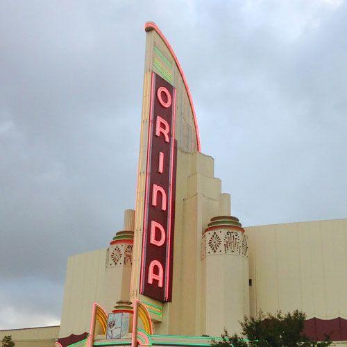 Orinda Theater in Orinda, California