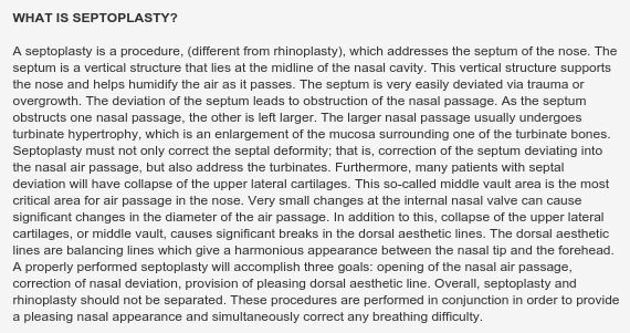 """Nose Rhinoplasty Houston 