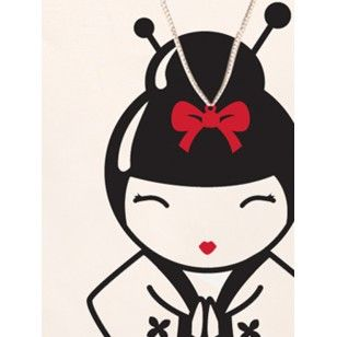 T-Shirt Geisha