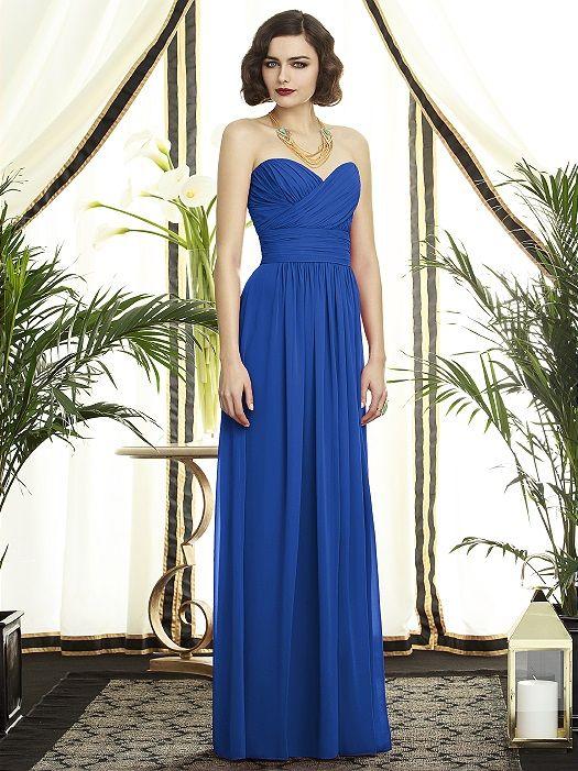 1000  images about Sapphire Bridesmaid Dresses on Pinterest | Jim ...